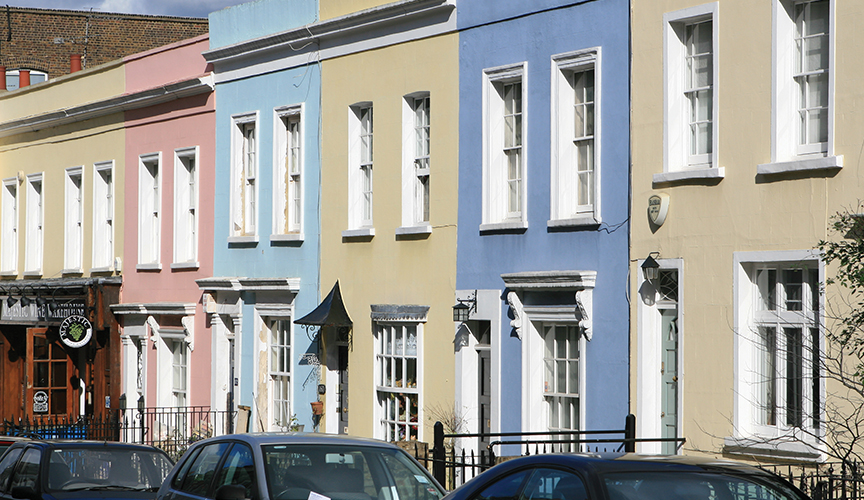 Notting Hill Guide | London Area Guide | Marsh & Parsons