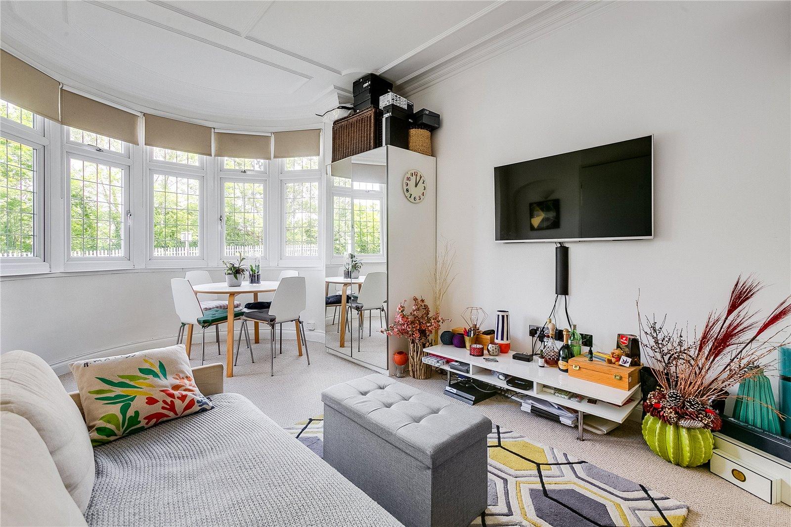 Drewstead road living room