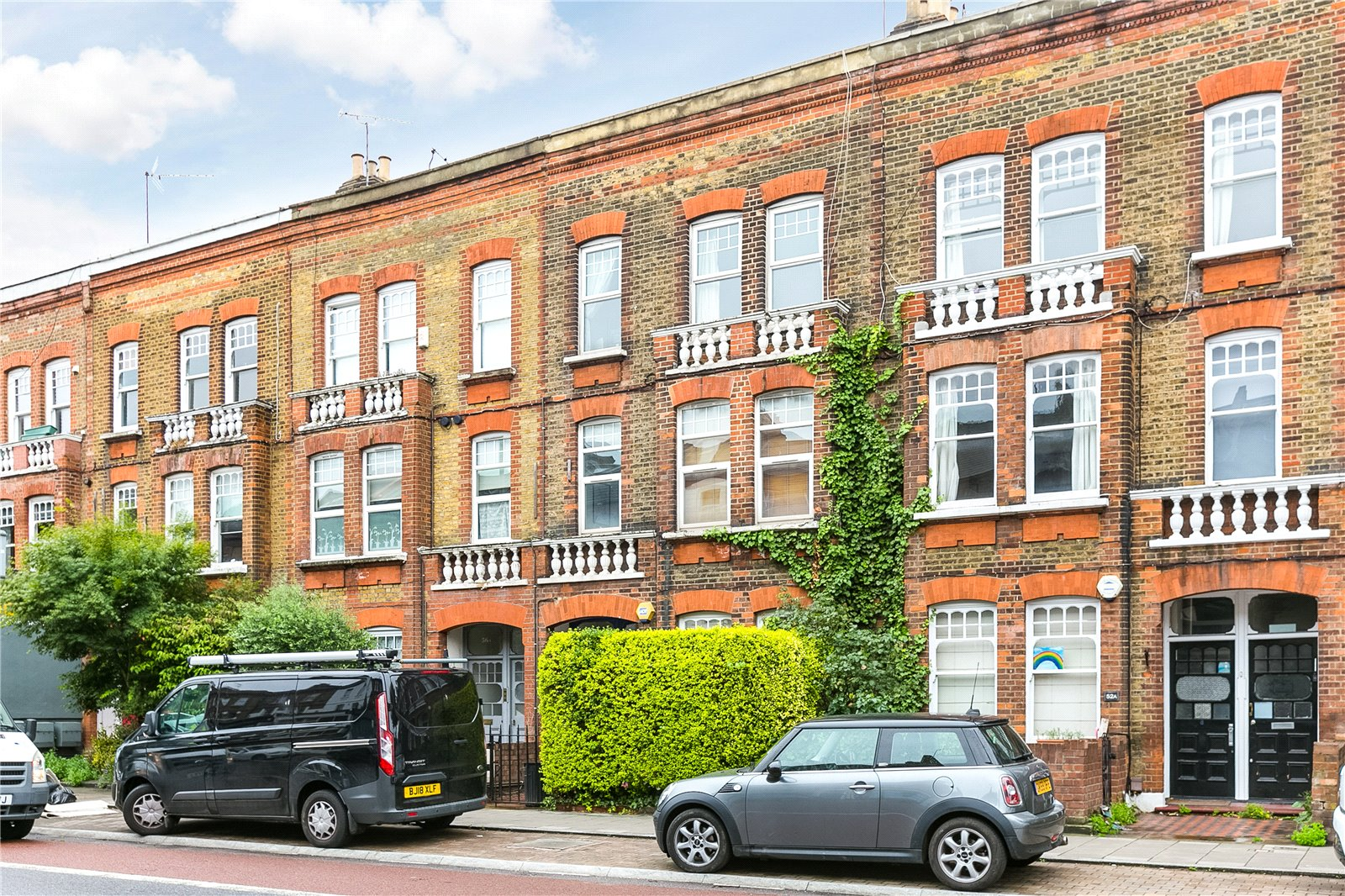 Apartment in Battersea with no stamp duty