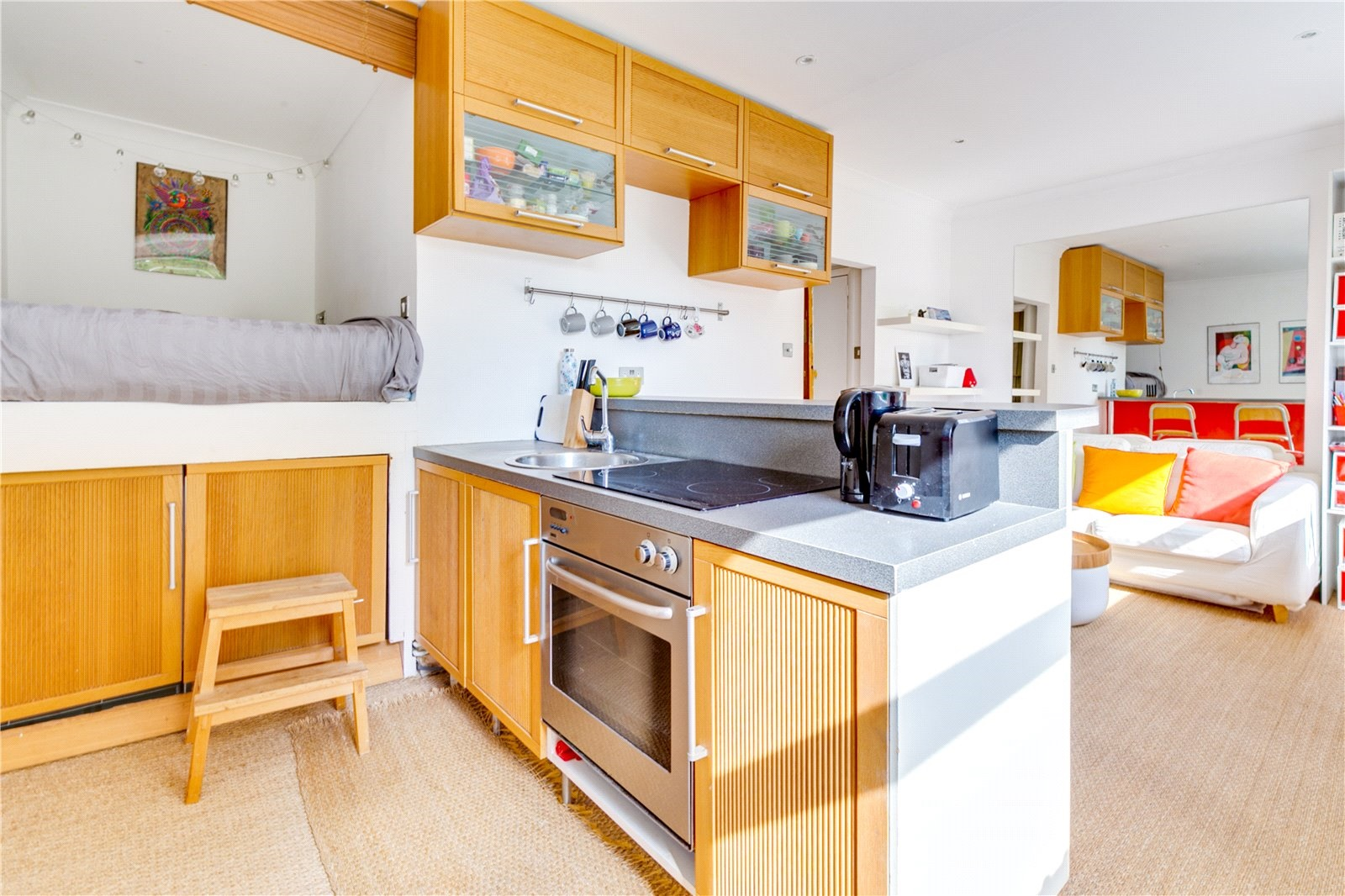 Apartment in Lancaster Gate with no stamp duty