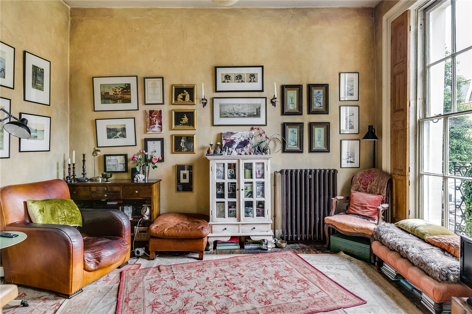 Apartment in Clerkenwell with no stamp duty
