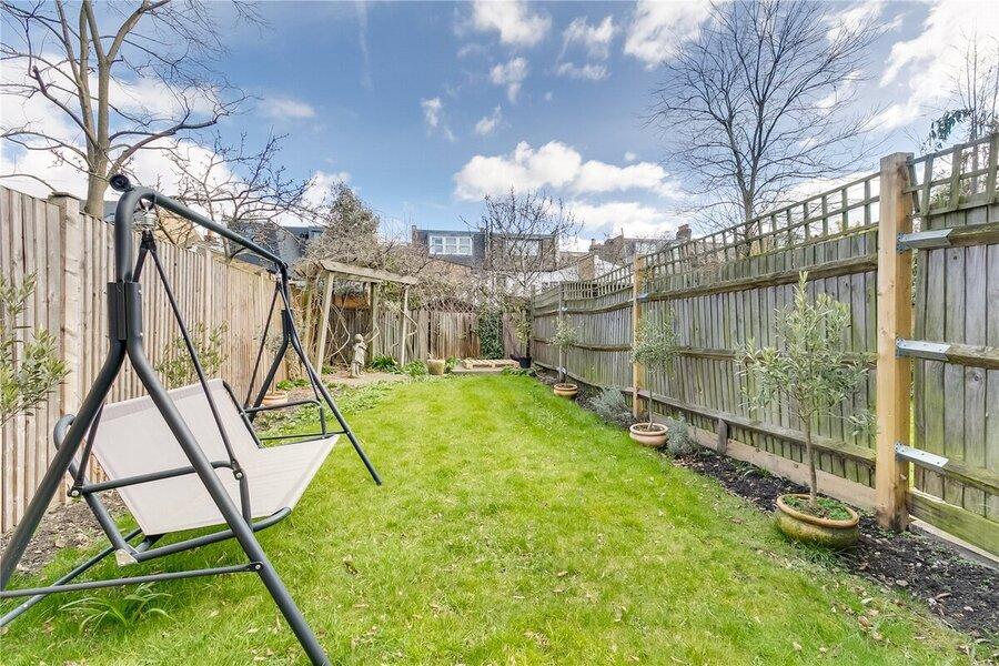 outside space- garden