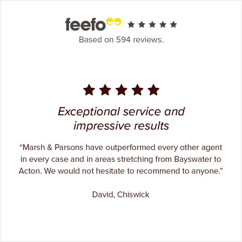 Chiswick estate agents review - Marsh & Parsons